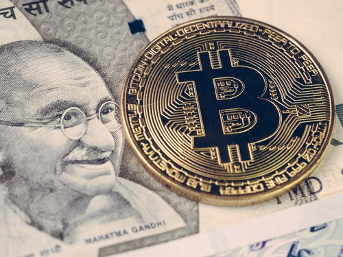 bitcoin price latest india